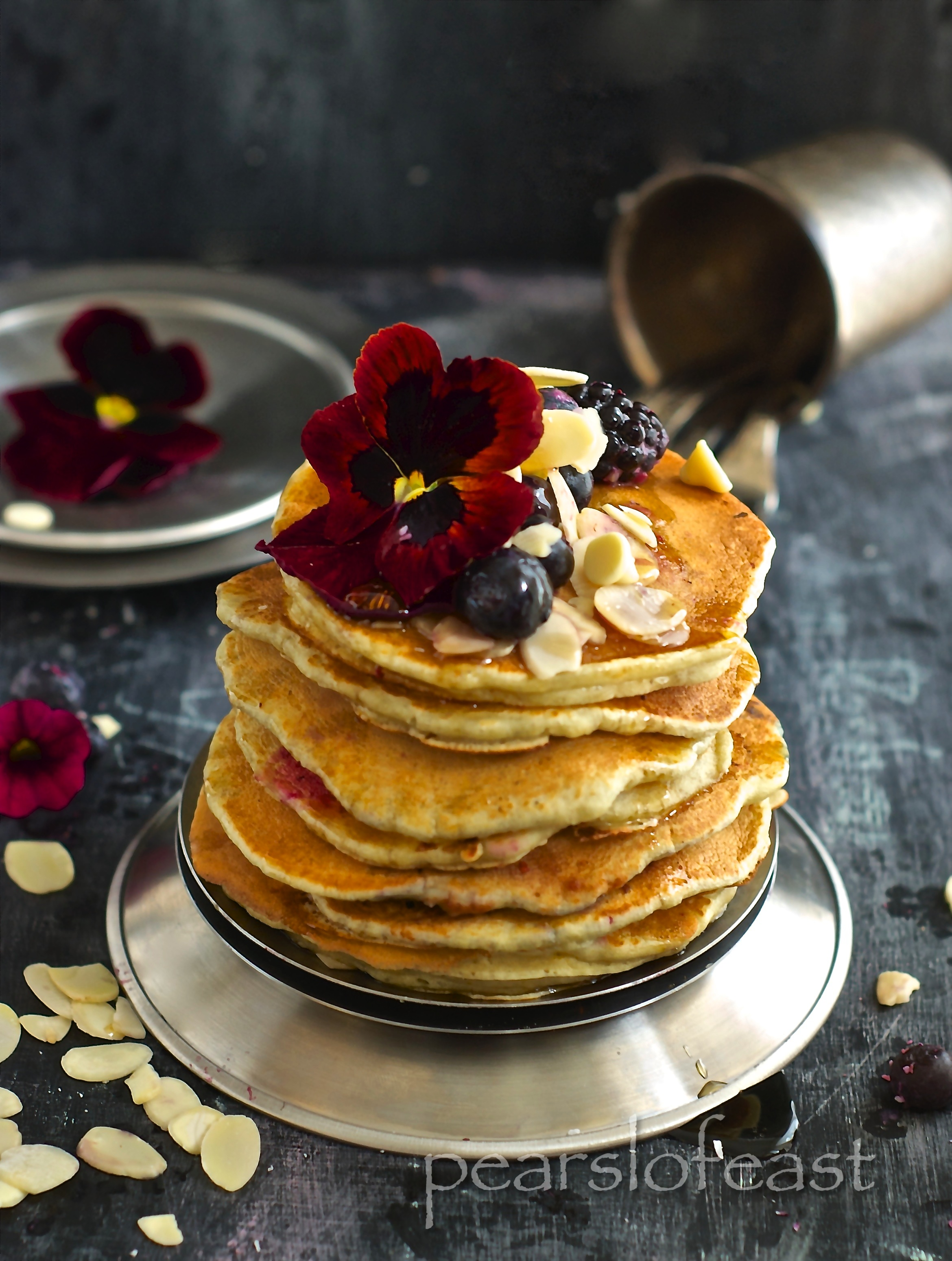 Easy and quick pancakes