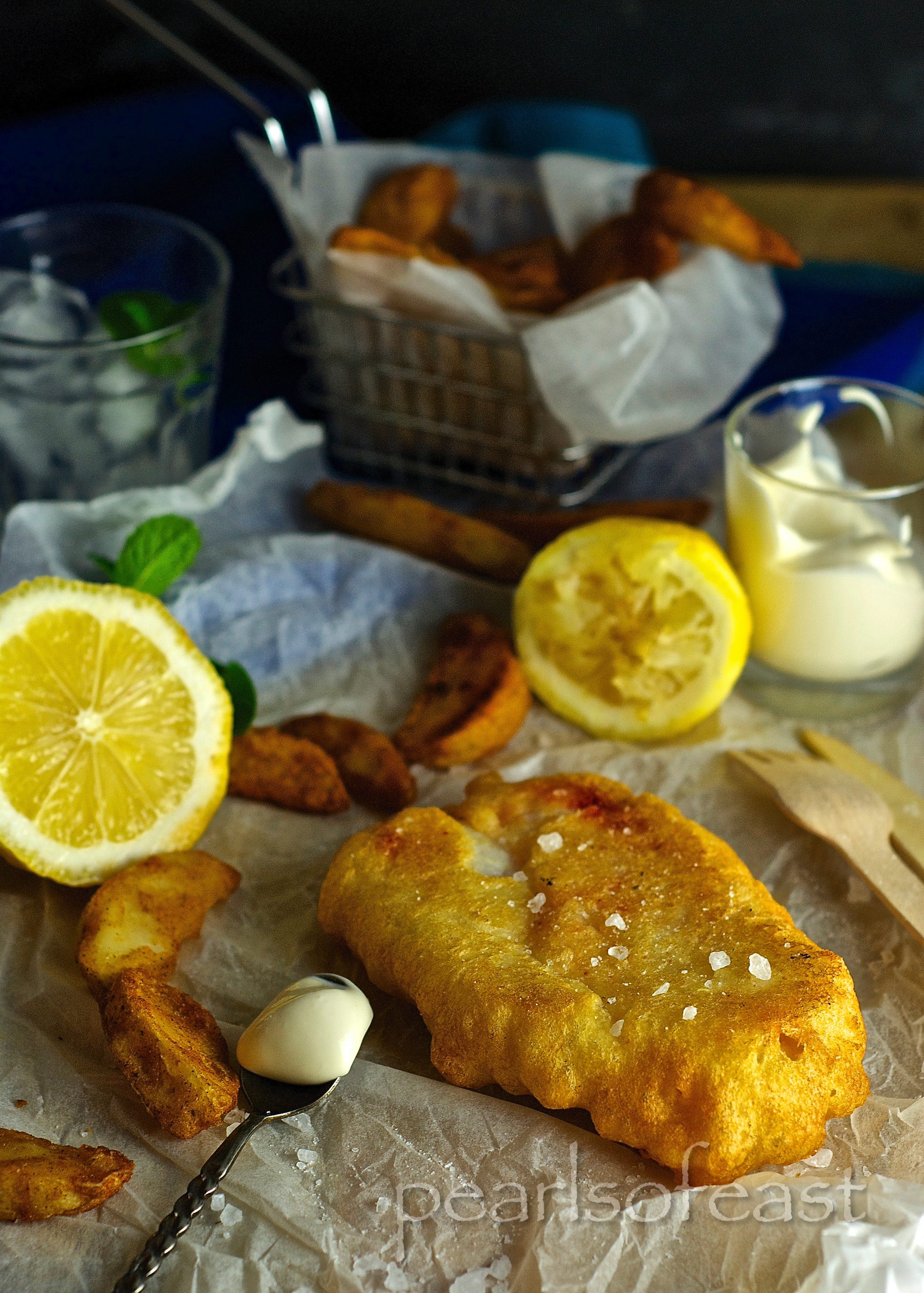 Beer battered fish-4
