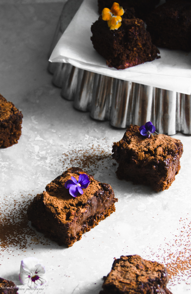 Love Life & Gluten Free: Activated Buckwheat Brownie Mix 400g