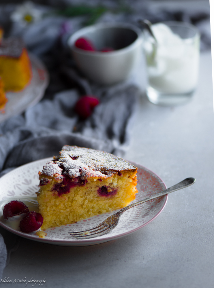 Rashberry and RIcotta cake (7 of 1)