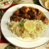 Spicy Mutton Curry - also known as