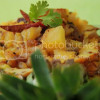 Pineapple sweet and sour (khatta)