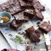 flourless Cacao brownies with a hint of chili