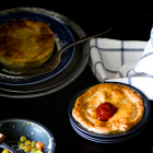 Homemade Chicken pies