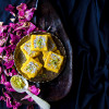 Pineapple Coconut Barfi / Fudge