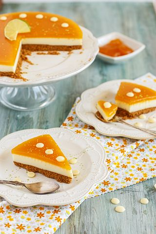 Orange cheesecake is one of my keepsake recipes and is no fail cheese cake. This recipe is absolutely versatile and easy to whip.