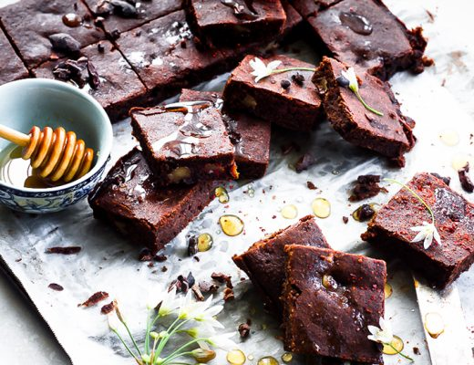 A delicious, healthy and flourless cacao brownie that melts in your mouth and gives you a tingling sensation with a hint of chilli