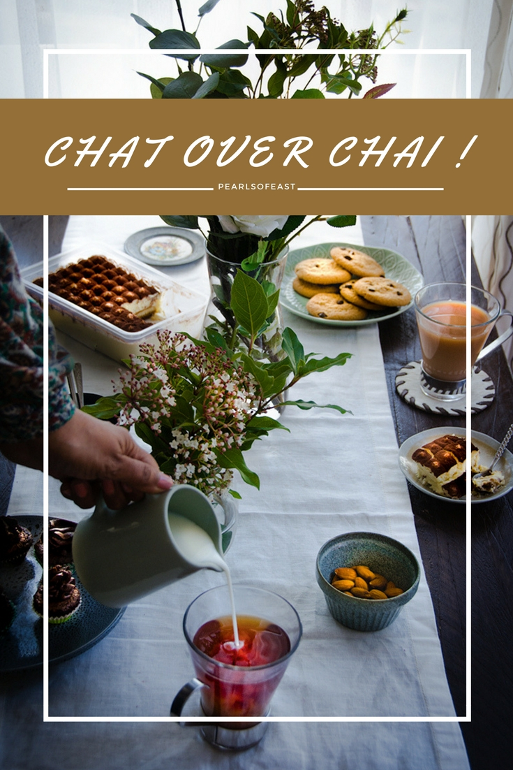 chat over Chai