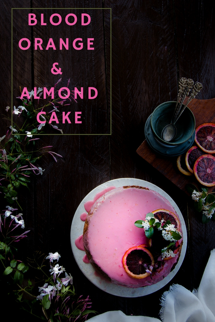 if you are looking for a mess free baking, then this is blood orange almond cake recipe is for you and of course is a great crowd pleaser too.