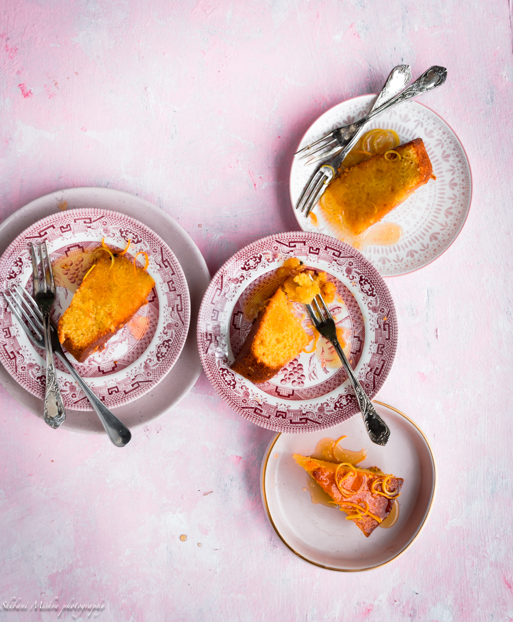 The combination of polenta with almond meal bursting with flavours from seasonal citrus fruits makes this polenta cake  a bespoke & keepsake recipe.