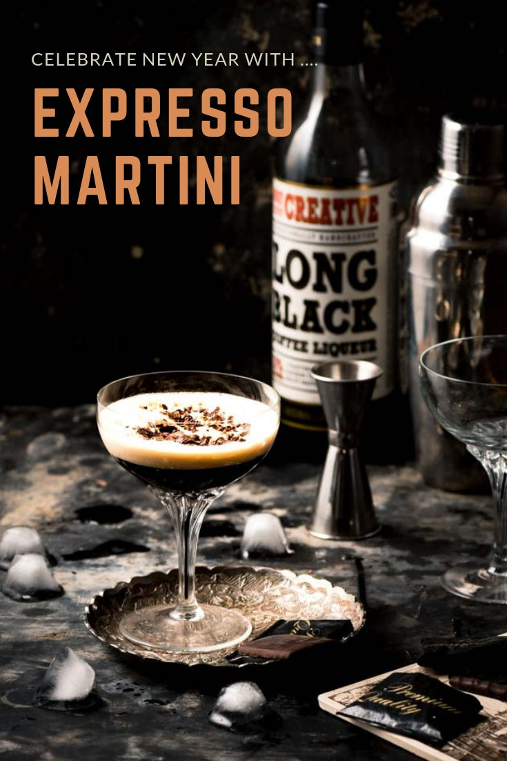 Learn the easy and quick way to make your own Expresso martini like a pro, a must in your party list and great way to impress your guests.